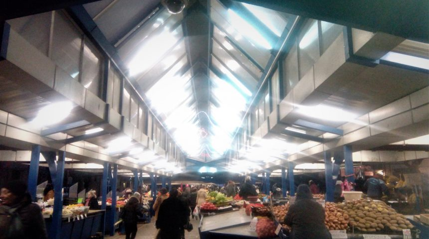 "ENVIRONMENTALLY-FRIENDLY AND ECONOMIC LED LIGHTING AT ZHENSKI PAZAR MARKET AND THE ""DIMITAR PETKOV"" MARKET"