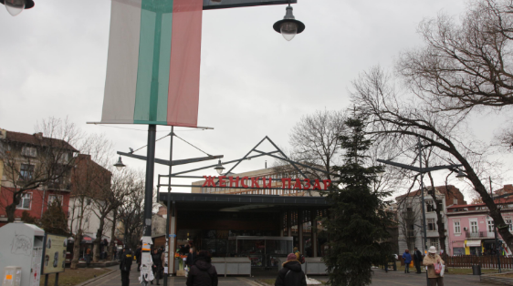 Stolica.bg: A MODERN CCTV TO BE INSTALLED AT ZHENSKI PAZAR MARKET