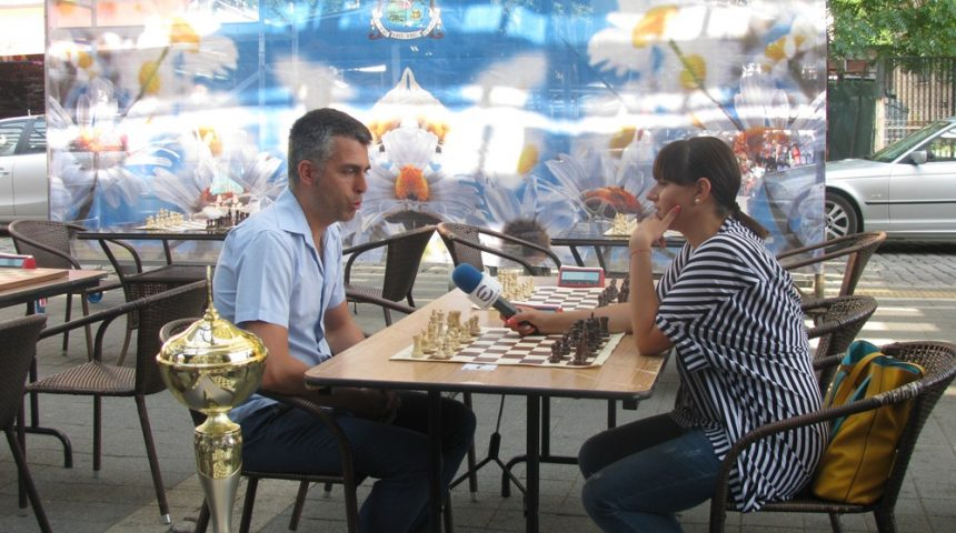 "FIRST CHESS TOURNAMENT FOR THE ""ZHENSKI PAZAR MARKET"" COUP"