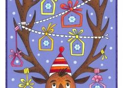 Maya Tcholakova _ Christmas presents