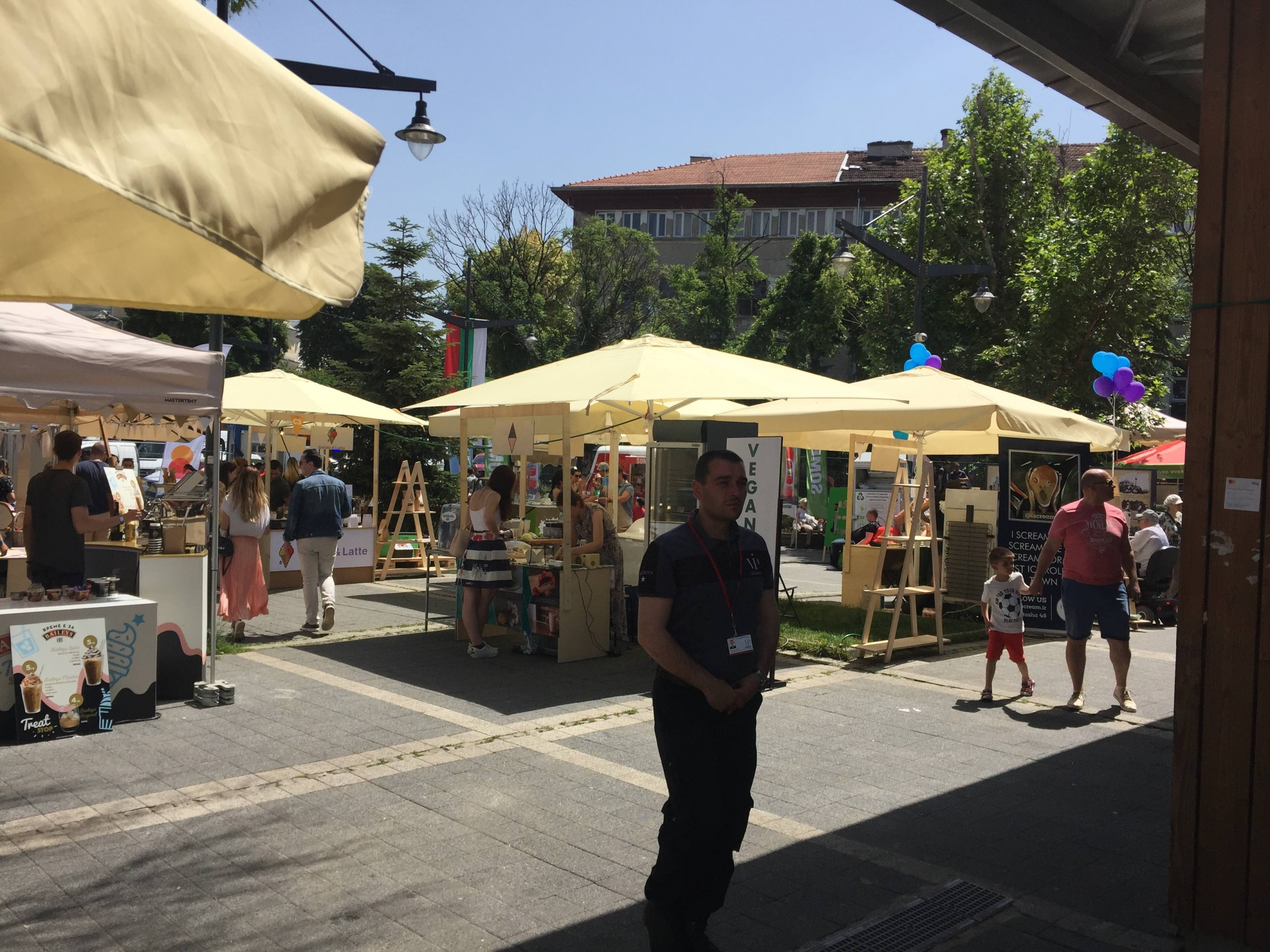 On the 19th and 20th of September, Zhenski Pazar Market is Once Again  Hosting Bacchus StrEAT Fest – 4